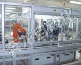 微型断路器多极自动检测生产线
