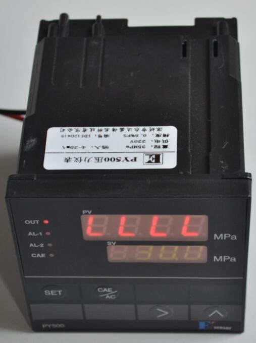PY500智能数字仪表