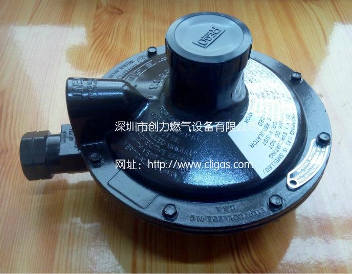 美国RegO压力调节器LV5503H8管道压力减压