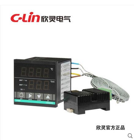 欣灵TDK0302温控仪温湿度控制器孵化恒温恒湿控制仪温控器