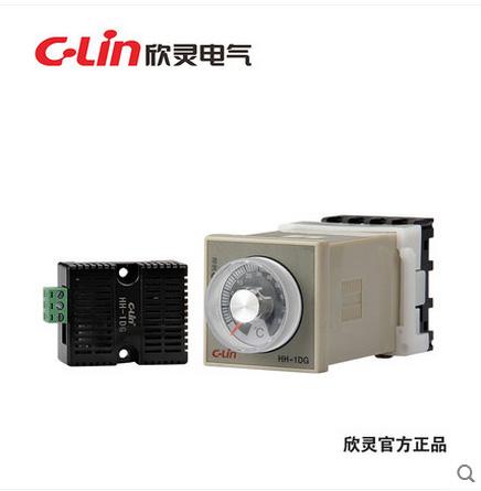 欣灵HH-1DG温湿度凝露控制器配电柜电箱加温降温除湿仪温度控制仪
