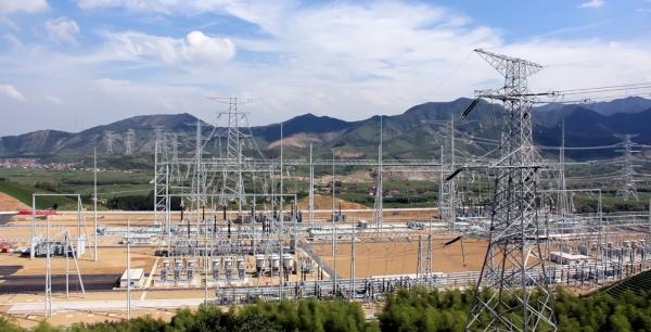 特高压输电及电力电子