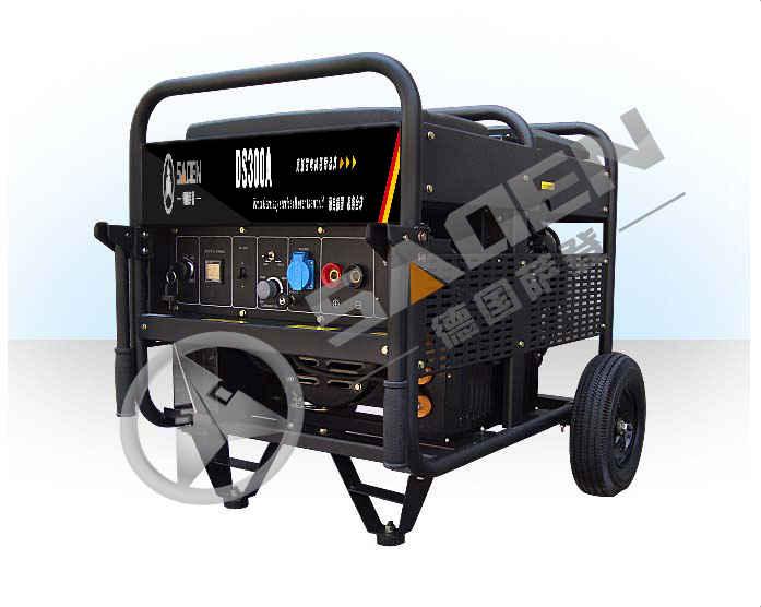 300A汽油发电电焊机出厂价