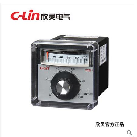 欣灵TED-2001温度指示控制仪