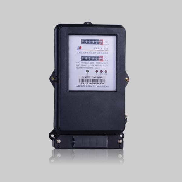 DSS(X)858/DTS(X)858型 三相电子式有功无功组合电能表系列