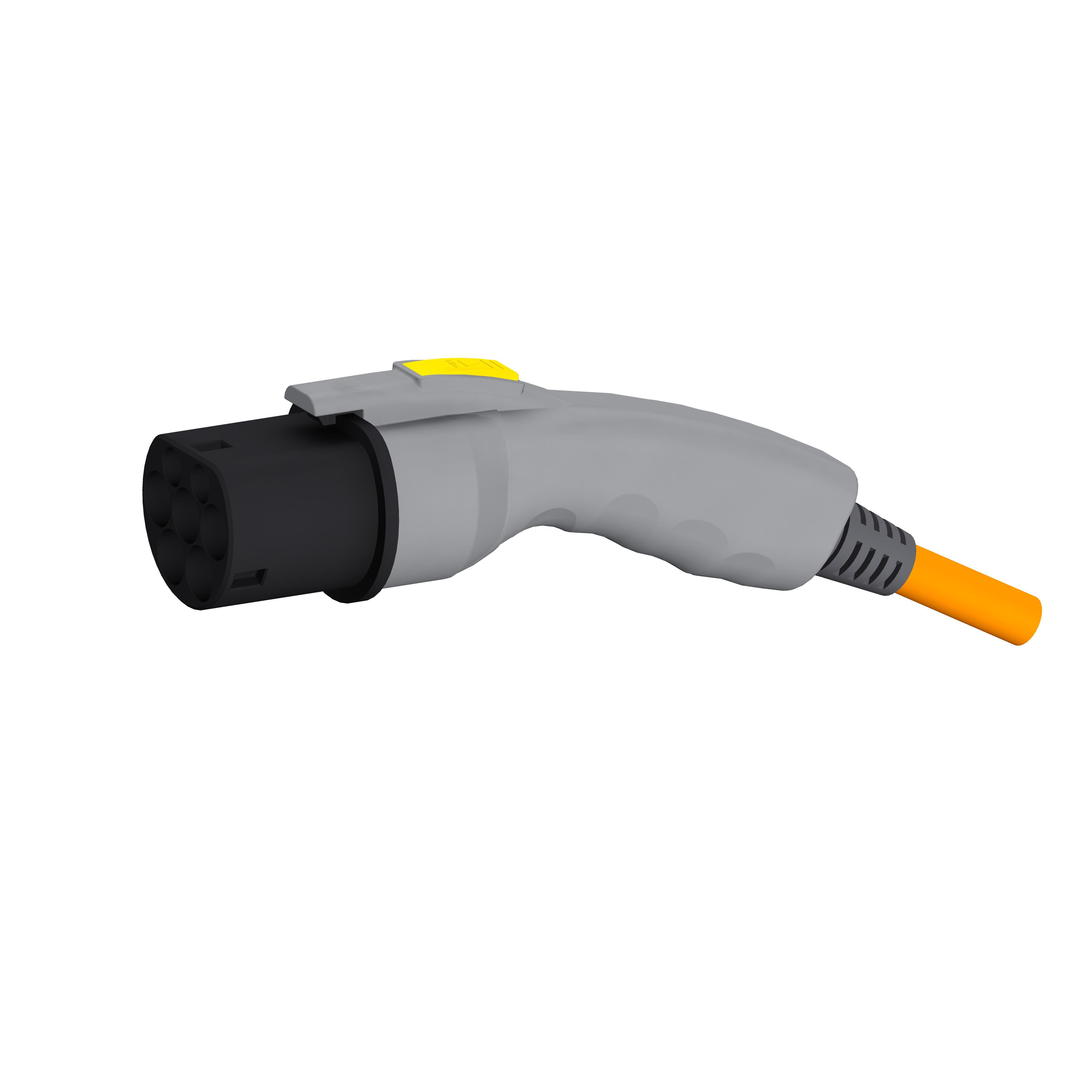 百方网 产品中心 充电器 gb/t 电动汽车供电侧交流充电插头