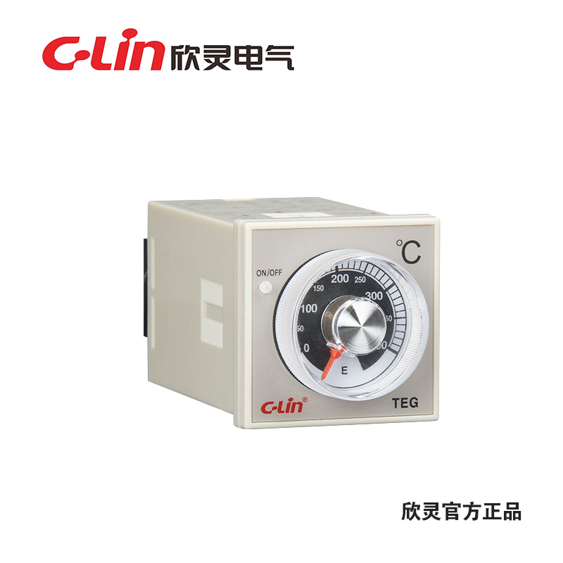 欣灵TEG-01、02系列温度指示控制仪