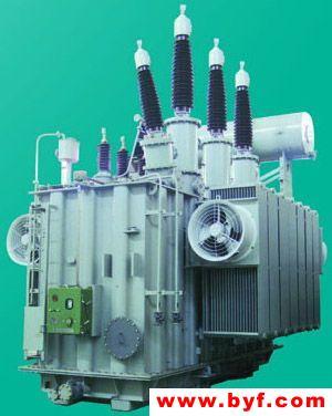 220kv三相三绕组无励磁调压变压器(sfps)