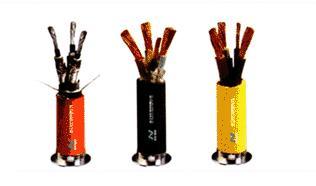 煤矿用阻燃橡套电缆