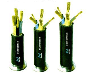 野外用橡套绝缘电缆(JB1543-75)