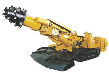 三一重装ebz100标准型掘进机配件
