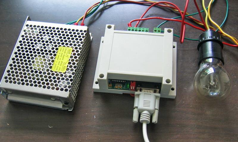 10接触器连接浮球开关控制家里的水泵抽水,水泵是220V的图片