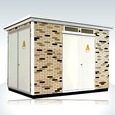 以及可移动等特点,与常规土建式变电站相比,同容量的箱式变电站占地图片