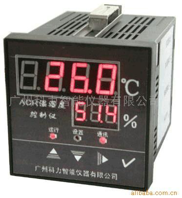 烟叶烤房温湿度控制仪