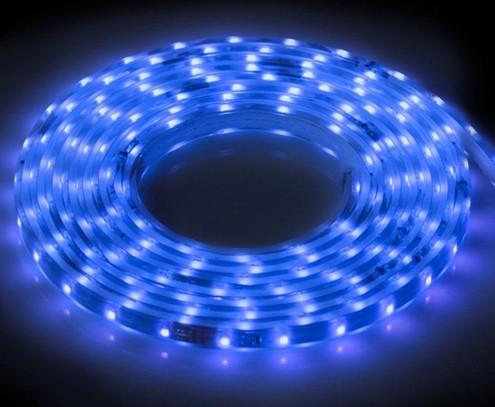 led软厂家苏州图样直销3528/5050灯带-照明用什么有灯带和图纸区别图片