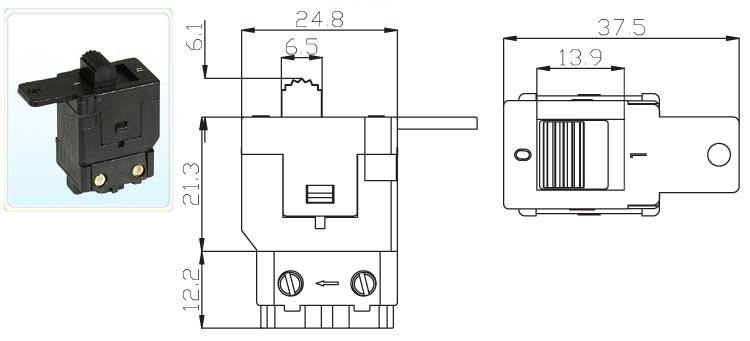 推拔开关 _低压电器其它_法国法德电器有限公司_百方网