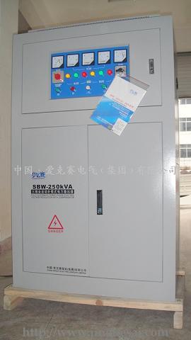 大功率稳压器 sbw-250kva