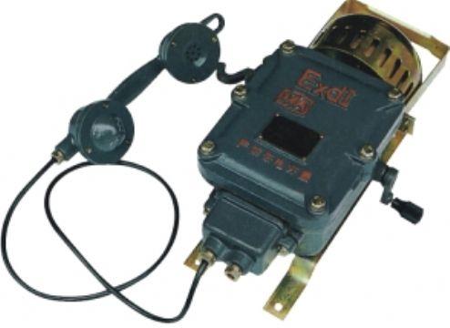 电话机之通话回路采用自耦式变压器电路,构成桥式消侧音电路,话音清晰