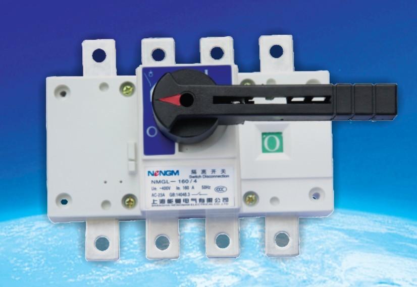 能曼nmsg隔离型双电源自双电源动转换开关