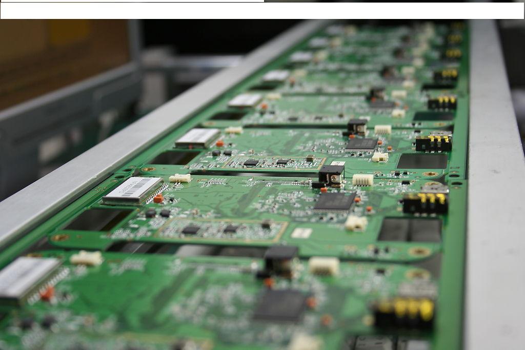 合作电路板生产贴片焊接