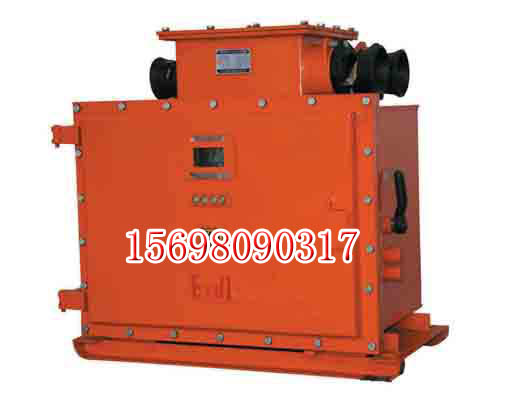 产品说明: 一、 概述 BBW3-200/1140(660)Z矿用隔爆型无功功率自动补偿器,并联接于感性负载上,在感性无功功率发生之处实施补偿,补偿器主要是对频率50Hz,50Kw以上的线路进行补偿,用以改善异步电动机的功率因数,降低线路损耗和电压降,达到改善电动机运行条件和节约电能的目的。 二、功能特点 1、实时显示网络状况:包括无功功率、功率因数、二次电流、一次电流、系统电压等。 2、自动识别取样信号极性,避免接线无极性接错之虑。 3、具有设置参数掉电记忆功能,掉电后数据不丢失。 4、具有过压和欠压保