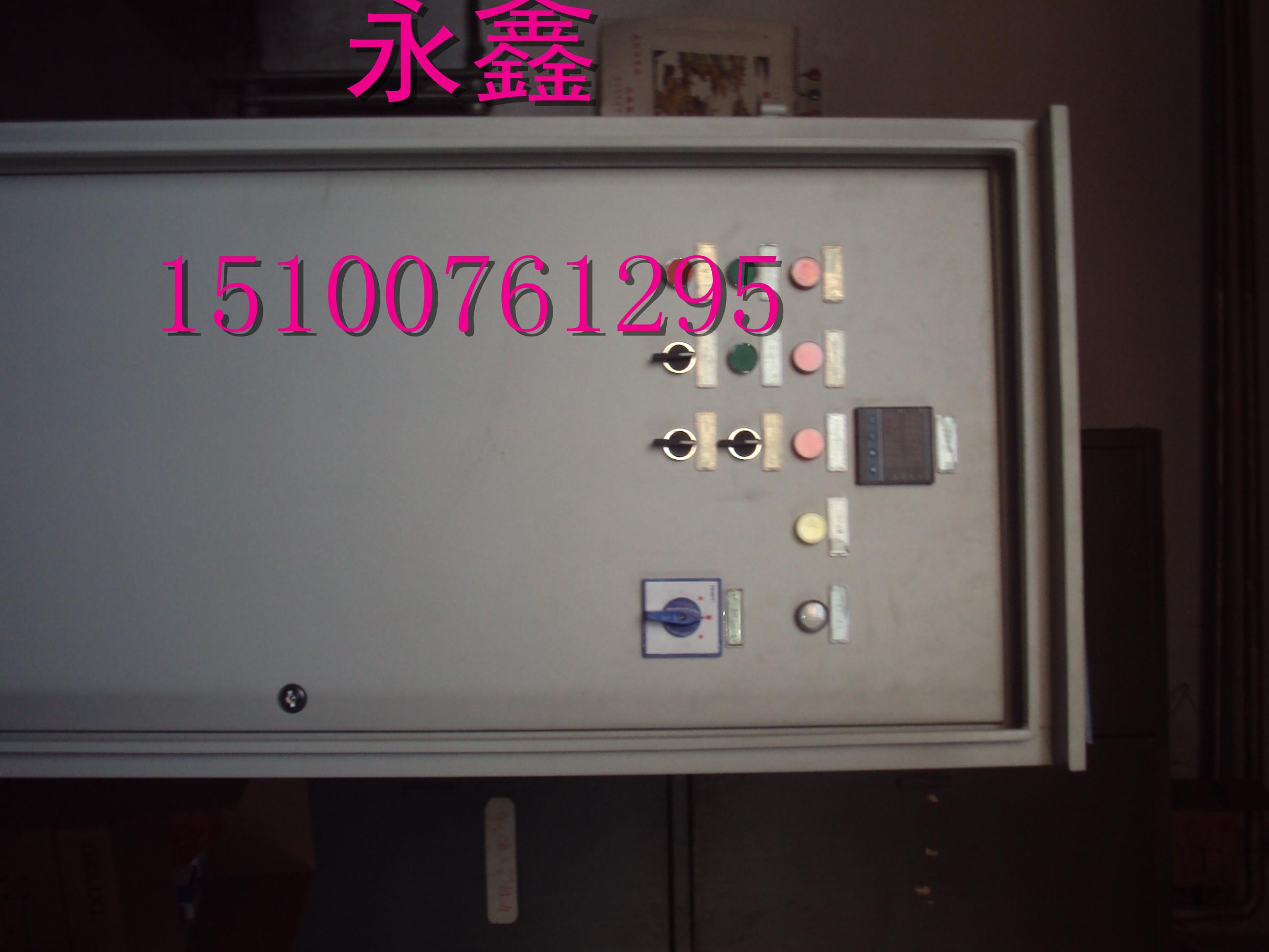 电气控制柜总装配图,接线图