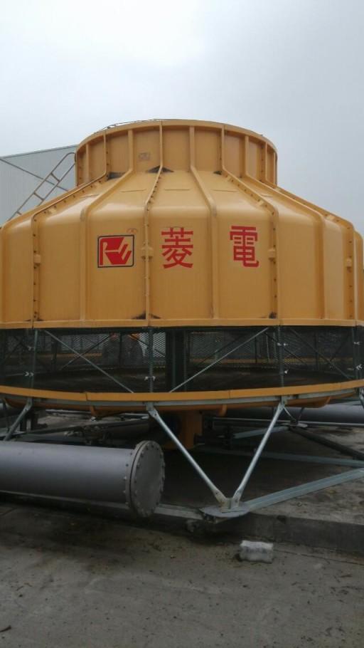 海南文昌400t圆型冷却塔