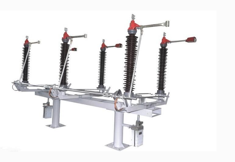 产品介绍: GW4系列隔离开关GW4-12、GW4-15、GW4-20、GW4-27.5、GW4-35、GW4-40.5、GW4-72.5、GW4-110、型户外交流高压隔离开关系双柱式三相交流50Hz户外高压开关设备,用于电压10~126KV的电力系统中,供在有电压无负载时分合电路之用,以及对被检修的高压母线、断路器等电器设备与带电的高压线路进行电器隔离之用。其中防污型的隔离开关可满足重污秽地区用户的要求,并可以有效地解决隔离开关在运行中出现的污闪问题。GW4系列与CJ6系列电动操动机构组合,特别适合电