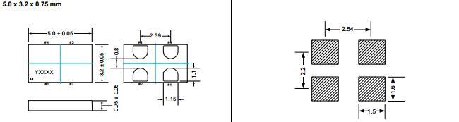 类别:贴片振荡器  有源晶振