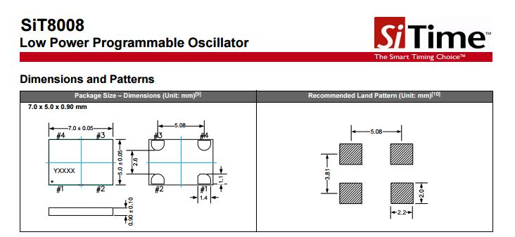 咨询QQ 137198812 2414590912 本公司提供: 1.无论什么频点,公司可随时提供样品. 2.公司提供关于频率元件的所以技术解答及方案解决. 3. 产品的高品质,准货期.优服务. 4.货源充足,坚持持续供货,保证原装. SiTime是全球MEMS时脉方案领导厂商,MEMS硅晶振采用先进的半导体工艺,依托德国Bosch公司经30年验证后而推出的一系列时脉产品。与石英晶振(Oscillator)的传统工艺(切割打磨镀银点胶封装)相比,有着不可比拟的优势。如今,MEMS技术相较于石
